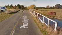 Mid Canterbury canal car crash: Body of driver and passenger recovered