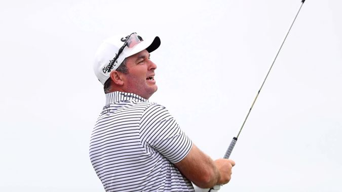 """New Zealand's Ryan Fox was happy with his """"solid"""" first round. (Photo / Getty)"""