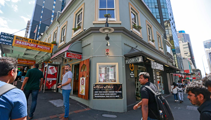 Viv Beck - Has the City Rail Link put Auckland businesses in a warzone?