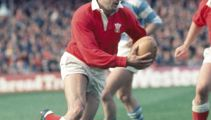 Sir Gareth Edwards rates the job Gatland is doing as Lions coach