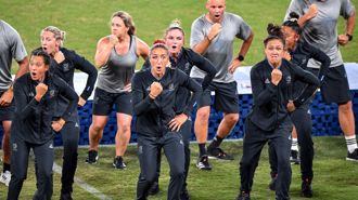 """First emotion was """"relief"""" for victorious women's sevens player after Tokyo Gold"""