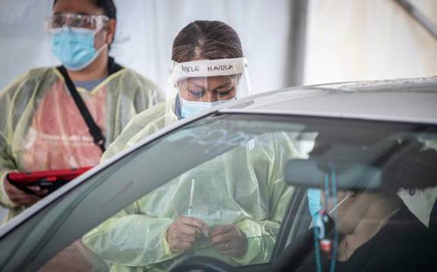 Race against the virus - elimination 'extremely unlikely now'; Māori 'paying the price'