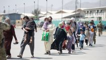US holds crunch talks after Kabul falls - but NZ snubbed?