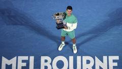 Novak Djokovic. (Photo / AP)