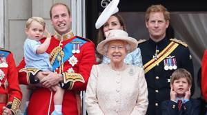 PHOTOS: Queen's Trooping the Colour