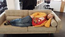 A man in Iceland had a nap at work and woke up as a meme