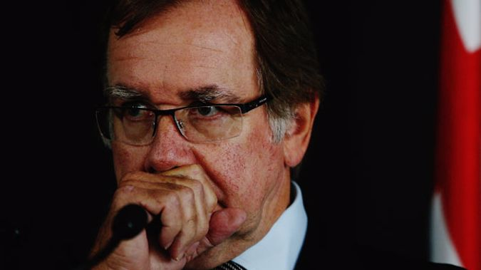 Foreign Minister Murray McCully (Getty Images)