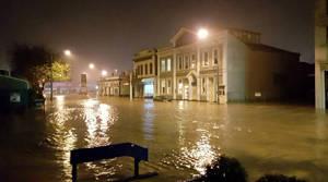 PHOTOS: Intense flooding hits Whanganui