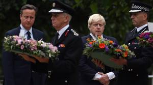 PHOTOS: Tenth Anniversary Of The London 7/7 Bombings