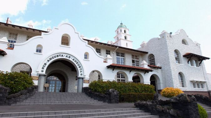 Auckland Grammar is one of the most frequently searched terms on a Chinese property website (Getty Images)