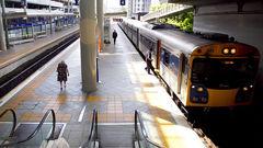 Newmarket train station (File photo)