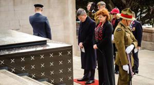 PHOTOS: NZ commemorates Chunuk Bair