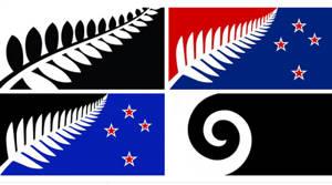 PHOTOS: Final four flag shortlist revealed