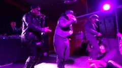 Pretty Ricky performing in Christchurch (Supplied)
