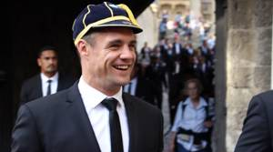 PHOTOS: All Blacks welcome ceremony in London