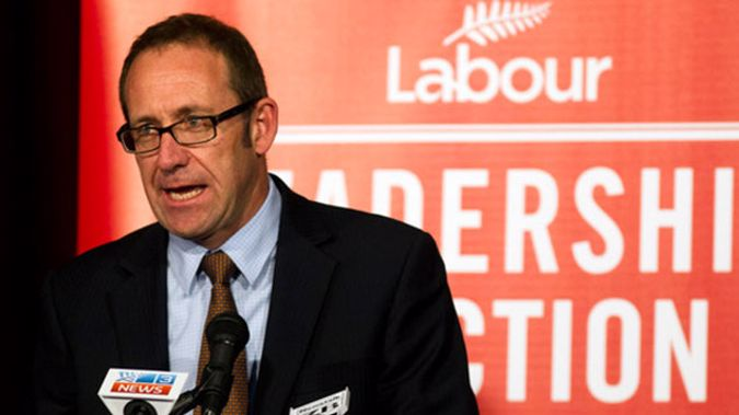 Labour leader Andrew Little (NZ Herald)