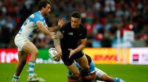 Key Moments: All Blacks vs Argentina