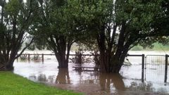 Flooding in Gisborne (Supplied)