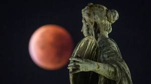 PHOTOS: The beautiful Blood Moon