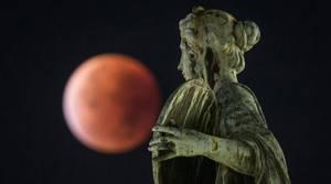 PHOTOS: The beautiful Blood Moon