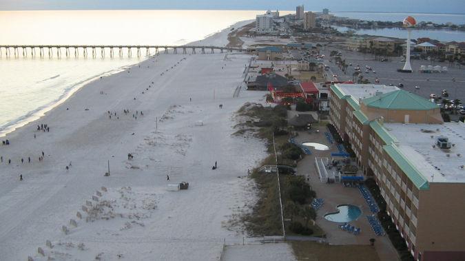 Pensacola Beach (Mike Yardley)