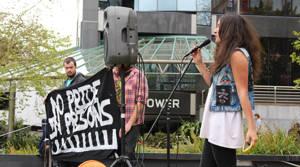 PHOTOS: No Pride in Prison Protest