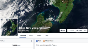 PHOTOS: Does New Zealand actually exist?