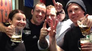 PHOTOS: Fans celebrate All Blacks win around the world