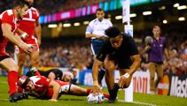 Standouts: Key stats from RWC2015