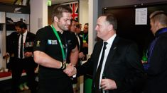 Andrew Dickens: Knighthoods acknowledge the best