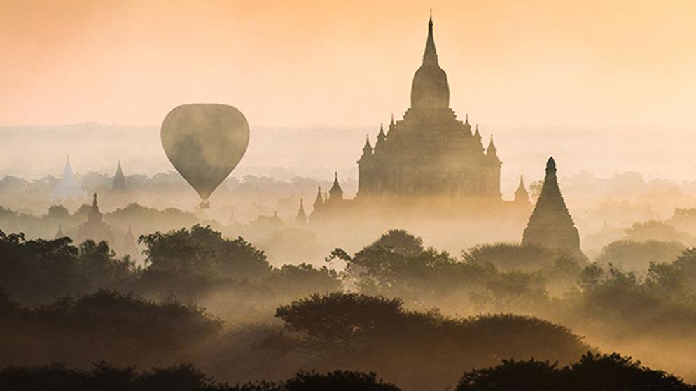 1. Myanmar