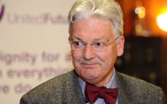 Peter Dunne. (Photo / Getty Images)