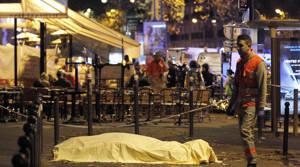 PHOTOS: Paris under attack