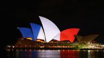 Photos: World unites for Paris