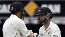 Riding the bounce: Defiant NZ batting efforts in Australia