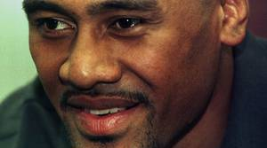 Jonah Lomu: A life in pictures