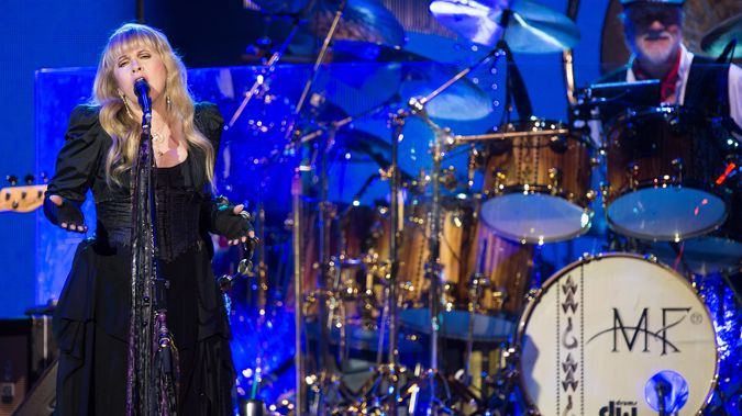 Stevie Nicks of Fleetwood Mac performs (Getty Images)