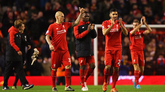Liverpool spent the most of any club with $32 million (Getty Images)