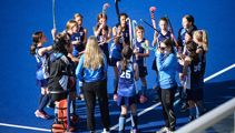 Lesley Murdoch talks up the potential of the Women's Black Sticks side