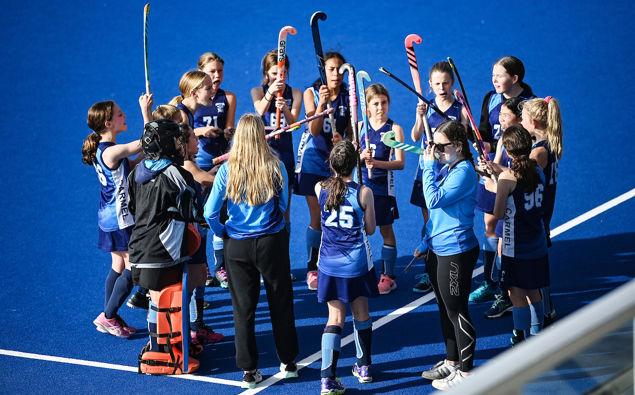 Women's Black Sticks New Zealand/Photosport
