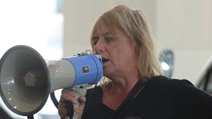 Sue Bradford of Auckland Action Against Poverty (Alex Braae)