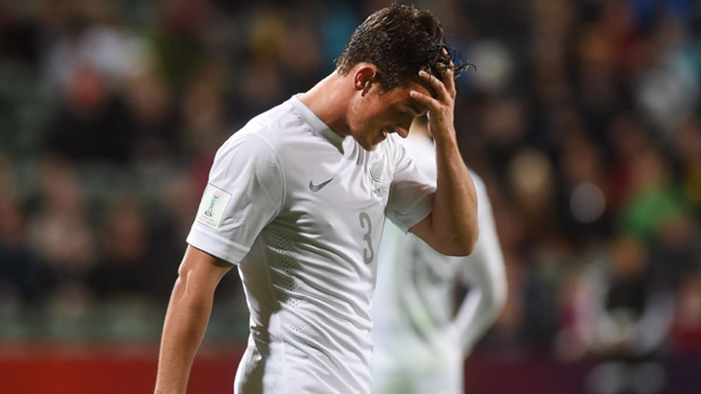 Eligibility saga: The Junior All Whites were bundled out of Olympic contention after bungling Deklan Wynne's eligibility.