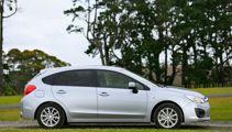 Bob Nettleton: Subaru Impreza X hatch