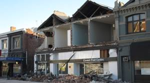 PHOTOS: Canterbury earthquake - September 4, 2010