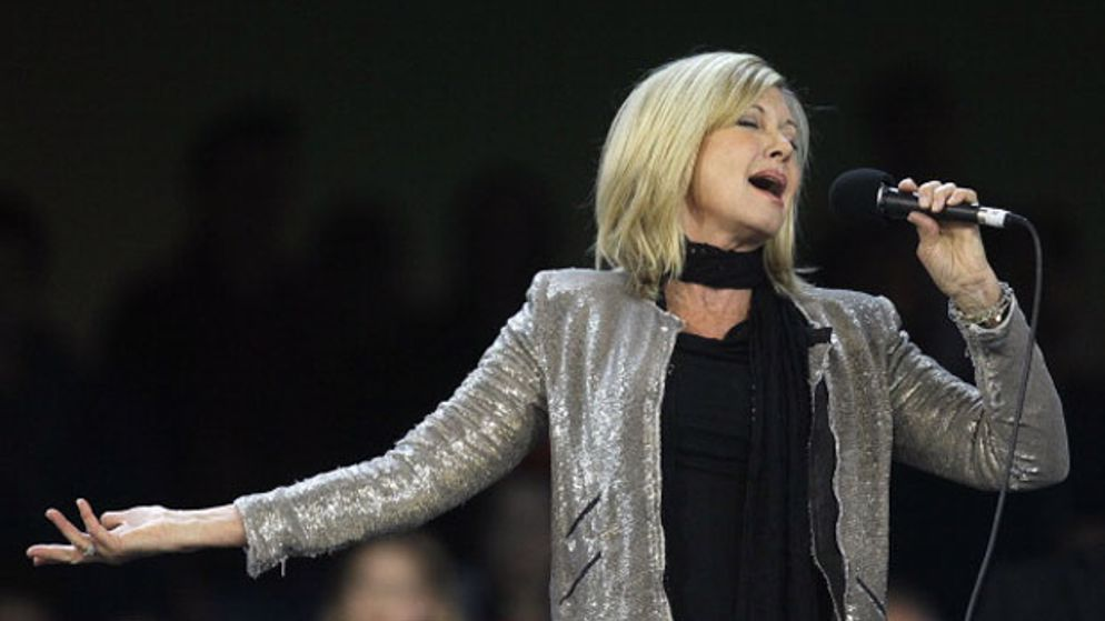 1 - Female: Olivia (Pictured - Singer and actor Olivia Newton John)