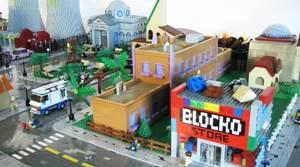 PHOTOS: 'Lego Springfield'