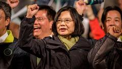Tsai Ing-wen (Getty).