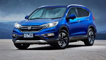 Bob Nettleton: Honda CRV Sport ticks the boxes