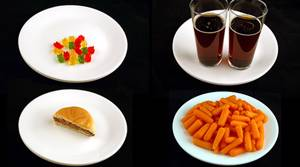 PHOTOS: What 200 Calories Looks Like In Various Foods
