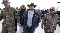 Dramatic shootout in Oregon militia occupation